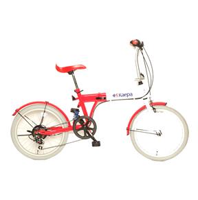 折畳み自転車(KP-206SRD)