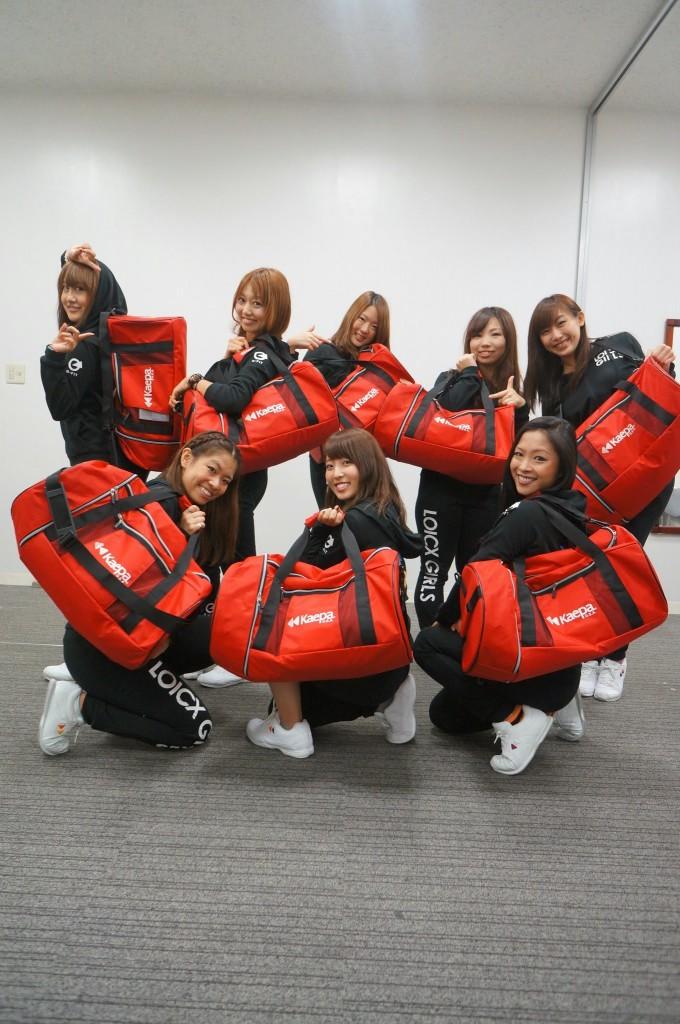 名古屋祭りにLOICX GIRLSが登場!
