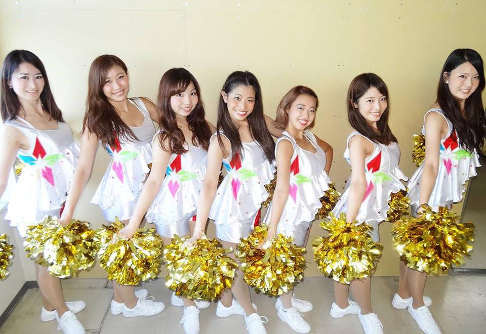 Kaepaのチアシューズを履いたLOICX GIRLS(ロイックスガールズ)☆ 最新写真