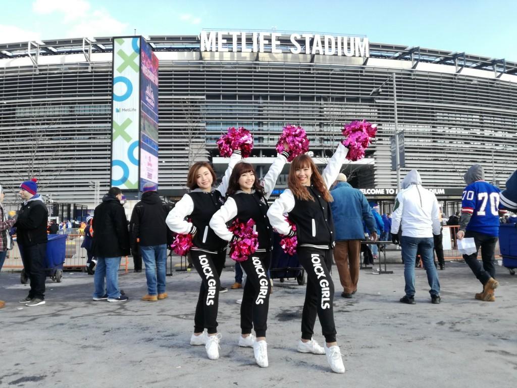 Kaepaのチアシューズを履いたLOICX GIRLSチームがニューヨーク遠征!