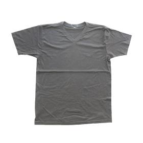 半袖V首Tシャツ