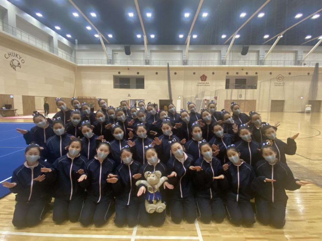 中京大中京高校に、Kaepaオリジナルチアジャージを作成しました!